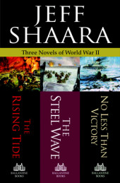 Three Novels of World War II Cover