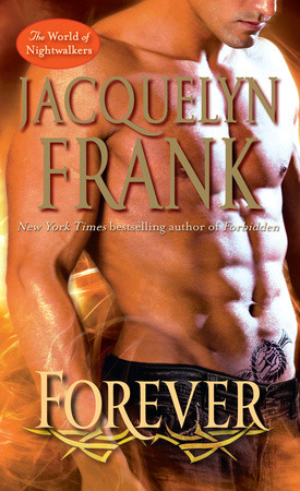 WEEKLY GIVEAWAY: Enter to win a copy of FOREVER by Jacquelyn Frank!
