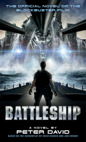 Battleship (Movie Tie-in Edition) Cover
