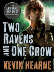 Odin the All-Father in Kevin Hearne's 'Iron Druid Chronicles'
