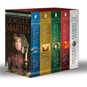 A Game of Thrones 5-Book Bundle Cover
