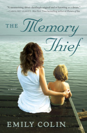 The Memory Thief Cover