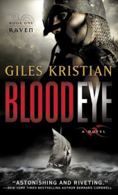 Blood Eye (Raven: Book 1) Cover