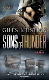 Sons of Thunder (Raven: Book 2) Cover