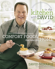 IN THE KITCHEN WITH DAVID, a new cookbook from David Venable