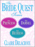 The Bride Quest Series 3-Book Bundle