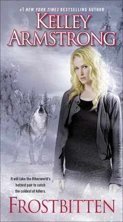 WEEKLY GIVEWAY: Win a copy of FROSTBITTEN by Kelley Armstrong!