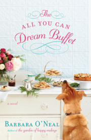 Enter for a chance to win a copy of THE ALL YOU CAN DREAM BUFFET by Barbara O'Neal!