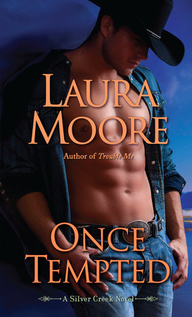 WEEKLY GIVEAWAY: Enter to win a copy of ONCE TEMPTED by Laura Moore!
