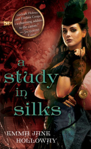 Free Story! Steampunk Skullduggery in Emma Jane Holloways' 'The Strange and Alarming Courtship of Imogen Roth'