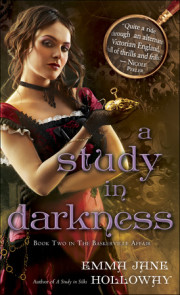 Read the first 50 pages of A STUDY IN DARKNESS!