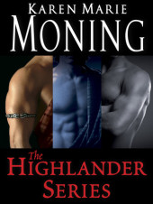 The Highlander Series 7-Book Bundle Cover