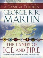 George R.R. Martin's beloved world of Westeros is vividly detailed in a extraordinary set of maps