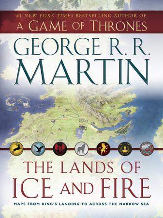 Lands Ice Fire Martin