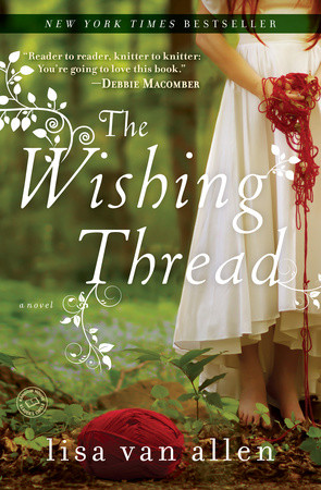 WEEKLY GIVEAWAY: Enter to win a copy of THE WISHING THREAD!