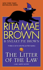 The Litter of the Law Cover