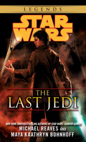 The Last Jedi: Star Wars Cover
