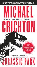 Jurassic Park by Michael Chrichton