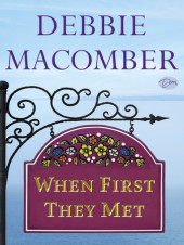 When First They Met (Short Story) Cover