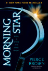 First Draft Done: MORNING STAR by Pierce Brown