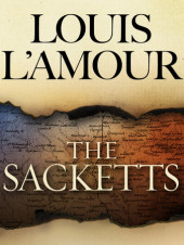 The Sacketts 4-Book Bundle Cover