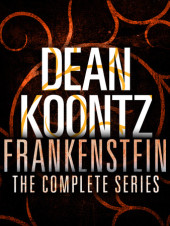 The Frankenstein Series 5-Book Bundle Cover