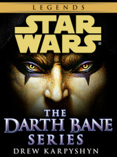 Darth Bane: Star Wars 3-Book Bundle Cover