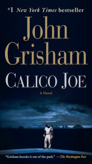 Read an excerpt of John Grisham's CALICO JOE, now in paperback!