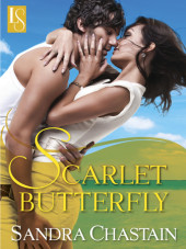 Scarlet Butterfly Cover
