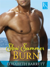 Release Day!  Slow Summer Burn by Elisabeth Barrett + 5 eBook Giveaway!!