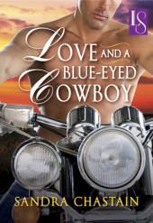 Love and a Blue-Eyed Cowboy Cover