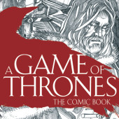A Game of Thrones: The Comic Book Cover