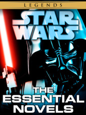 The Essential Novels: Star Wars 10-Book Bundle Cover