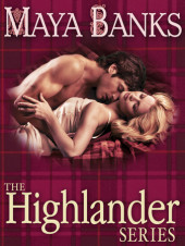 The Highlander Series 3-Book Bundle Cover