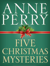 Five Christmas Mysteries Cover