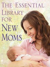 The Essential Library for New Moms 4-Book Bundle Cover