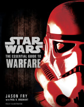 The Essential Guide to Warfare: Star Wars Cover