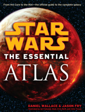 The Essential Atlas: Star Wars Cover