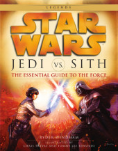 Jedi vs. Sith: Star Wars: The Essential Guide to the Force Cover