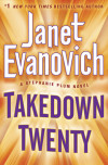 The cover copy for Takedown Twenty by Janet Evanovich is now up – check out what's ahead for Stephanie and gang!