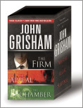 John Grisham 3-Copy Boxed Set