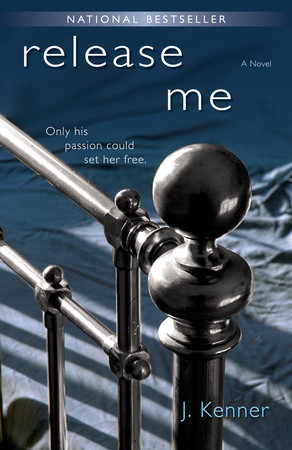 WEEKLY GIVEAWAY: Enter to win a copy of RELEASE ME by J. Kenner!