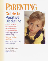 PARENTING: Guide to Positive Discipline Cover