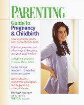 Parenting: Guide to Pregnancy and Childbirth Cover