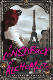 A Conversation with Liesel Schwarz, Author, 'A Conspiracy of Alchemists'