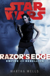 Razor's Edge Leia Visits Dragon*Con