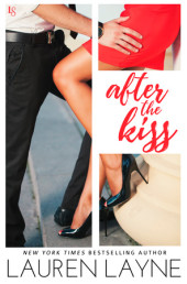#NewRelease –  AFTER THE KISS by Lauren Layne