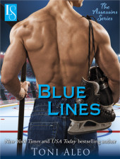Blue Lines: The Assassins Series Cover