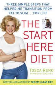 Check out an excerpt from Tosca Reno's THE START HERE DIET!