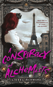 Liesel Schwarz on Steampunk, Magic and 'A Conspiracy of Alchemists'